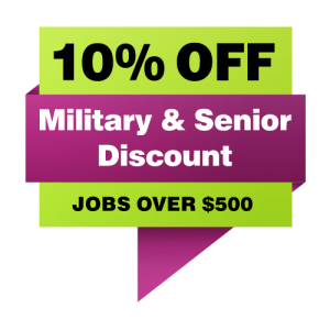 electrician portland simply shocking military senior discounts