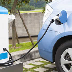 Electric Car Charging Station Installation in Oregon City and Portland OR from Simply Shocking