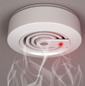 Smoke Detector Installation in Oregon City and Portland OR from Simply Shocking