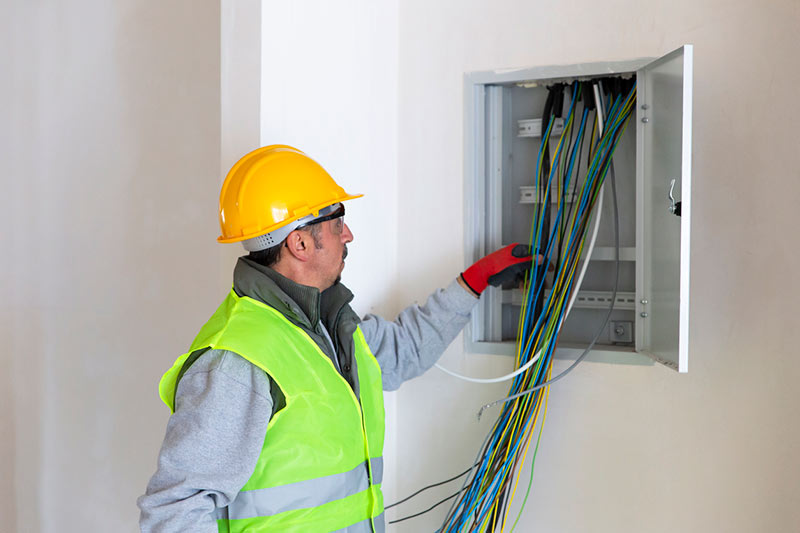 Why Hire a New Construction Electrical Contractor?